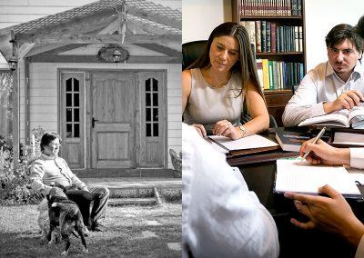 El profesor Waldo Absuelto por Hoyl Alliende & Cía