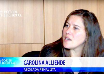 Carolina Alliende en Noticiero Judicial: El origen de la sustracción de menores