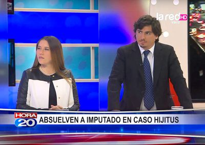 Caso Hijitus: Entrevista a nuestros socios en Hora 20 La Red