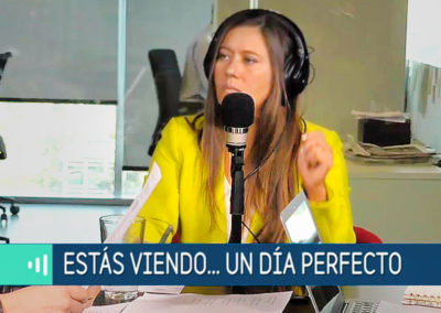 Carolina Alliende es columnista en Radio Pauta FM