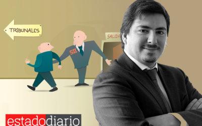 Columna de Gonzalo Hoyl en Estado Diario: Salidas alternativas en los delitos tributarios ¿existen?