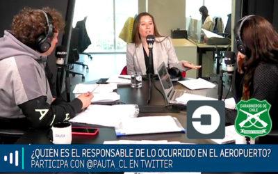 Carolina Alliende sobre disparos de carabinero a conductor UBER en radio Pauta