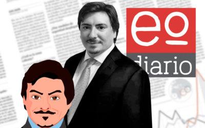 Gonzalo Hoyl es columnista en el portal jurídico Estado Diario