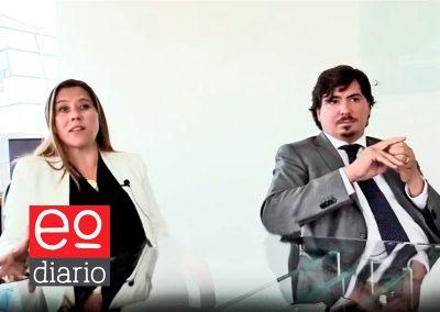 Carolina Alliende y Gonzalo Hoyl se refieren a las habilidades de los abogados chilenos en litigación oral
