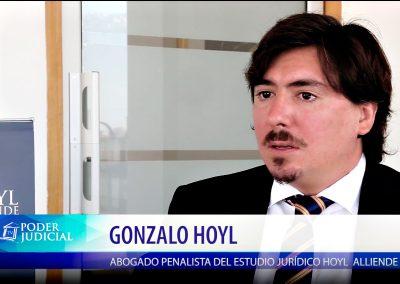 Gonzalo Hoyl, nos habla de la fragilidad del sistema procesal penal en el caso del delincuente de suplantación de identidad