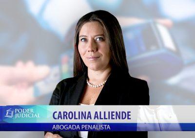 Carolina Alliende en Noticiero Judicial: Llevar un skimmer no es delito. Corte Suprema absuelve a tres condenados
