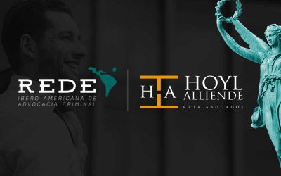 Hoyl Alliende y Cía. es parte de REDE Iberoamericana de Advocacia Criminal